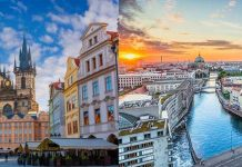 European cities to visit