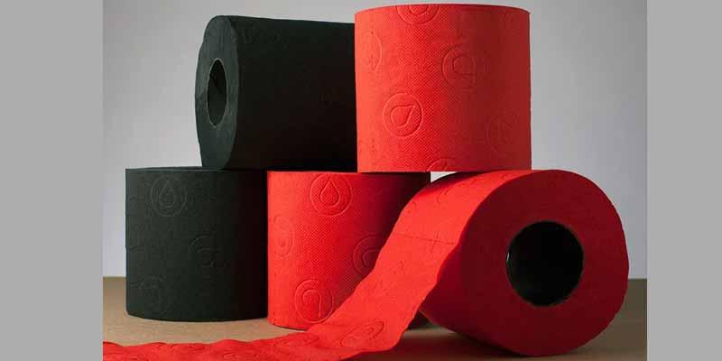 Expensive Toilet Paper Rolls