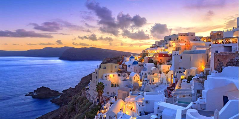 Honeymoon In Europe | Greek Islands