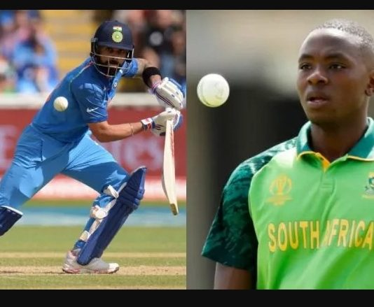 India v South Africa T20I series
