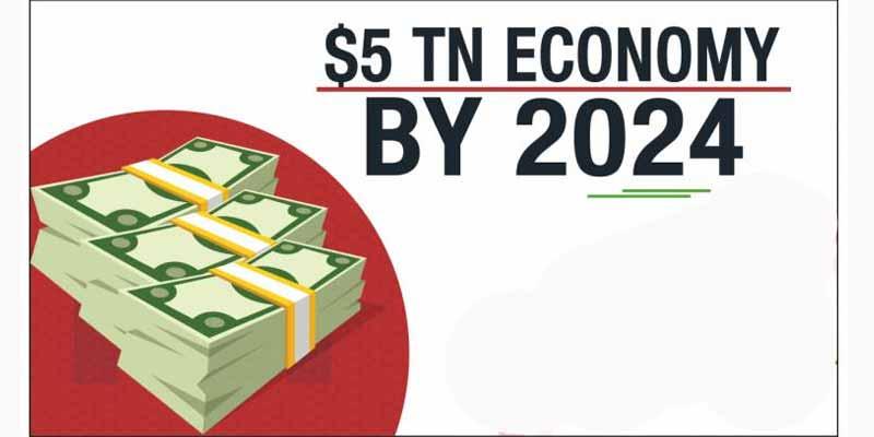 Indian Economy   5 Trillion Economy