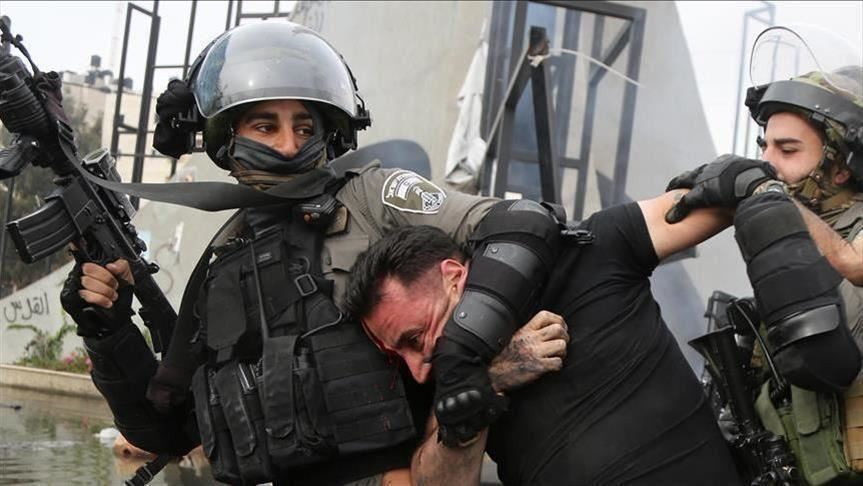 Israel detained 470 Palestinians