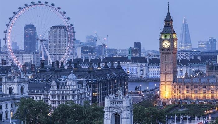 Travel Europe | London