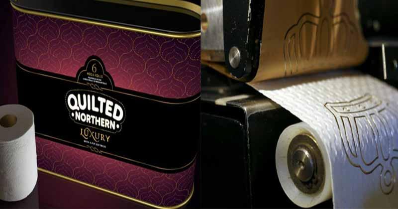Luxury Toilet Paper