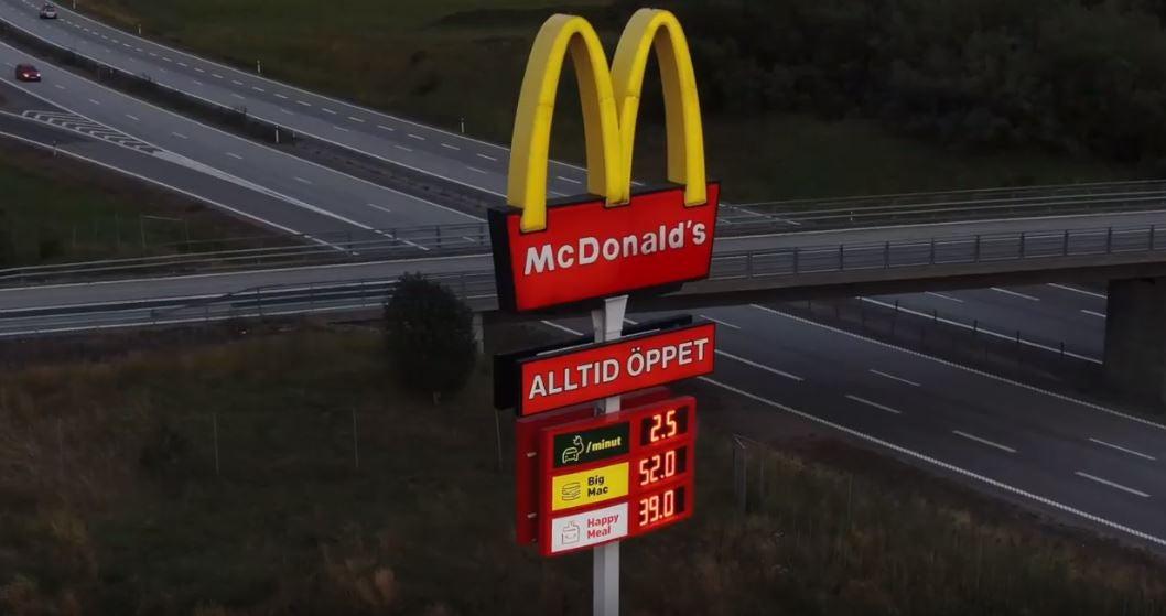 McDonald's in Sweden