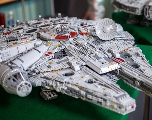 Most Expensive Lego