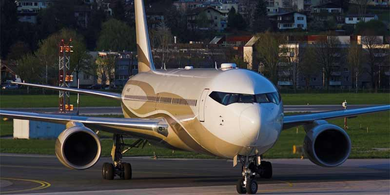 Most Expensive Private Jet