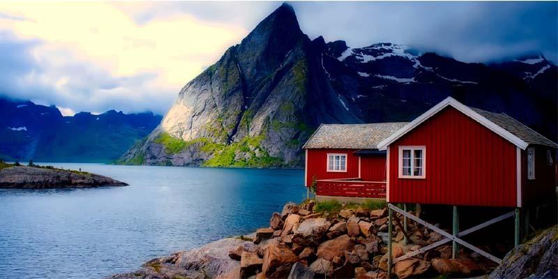 Romantic Honeymoon in Europe | Norway