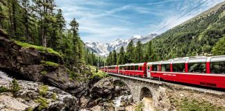 Public Transport In Switzerland
