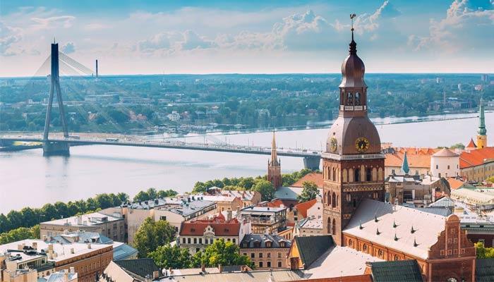 best destinations in Europe | Riga
