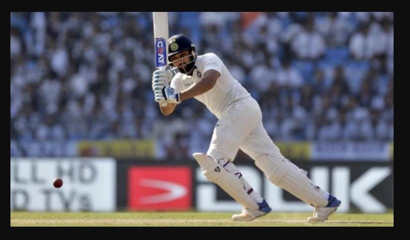 Rohit Sharma, the Test batsman