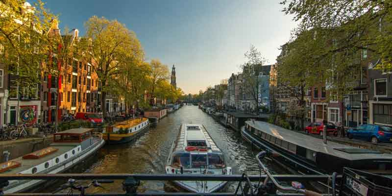 Safest City Europe Amsterdam