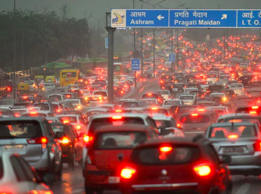 challans issued in Delhi