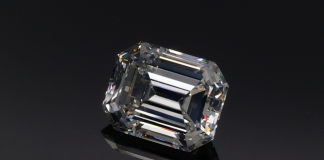 one of the world's largest diamonds