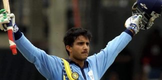 Sourav Ganguly Records