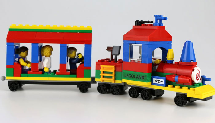 The Legoland Train