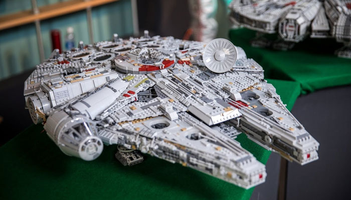 The Ultimate Millenium Falcon