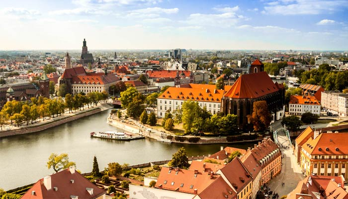 Europe Places To Visit | Wroclaw