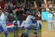 Yuvraj Singh six sixes