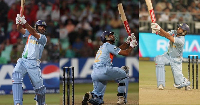 Image result for Yuvraj Singh 6 sixes