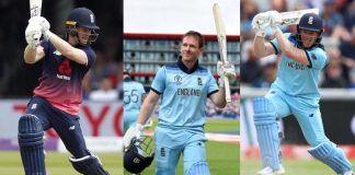 best moments of Eoin Morgan's career
