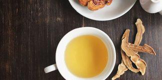 health benefits of having mushroom tea