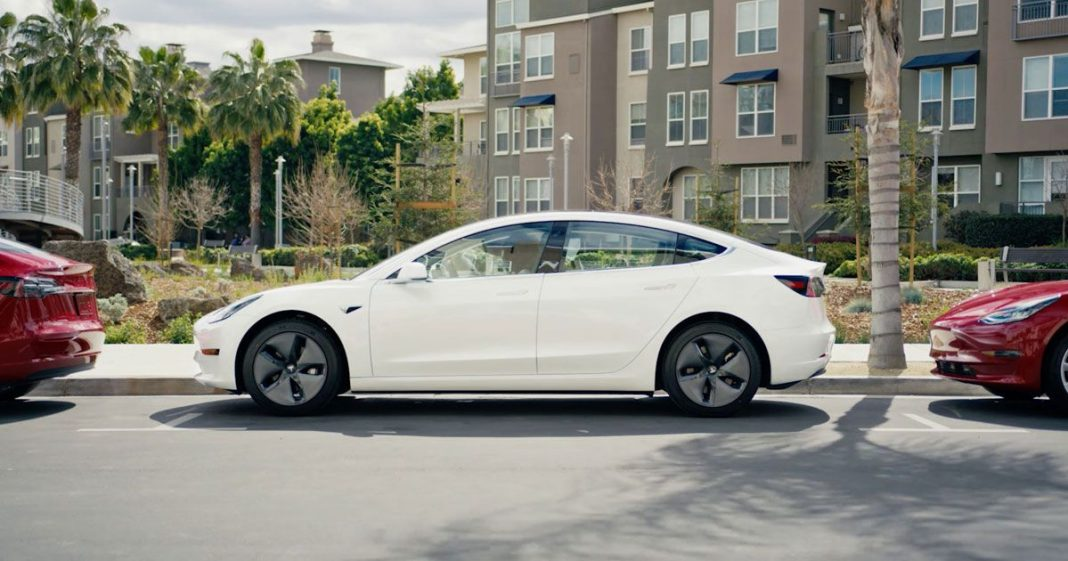 Tesla Electric Vehicles In Europe