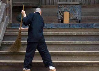 Cleanliness In Japan