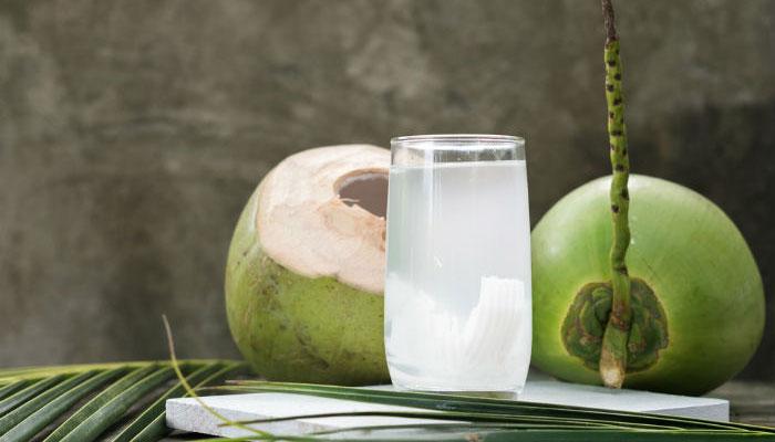 Coconut water in dengue