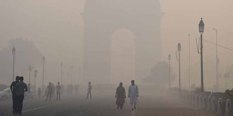 Delhi's Pollution