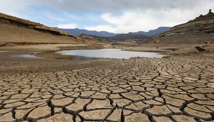 Drought in South Africa