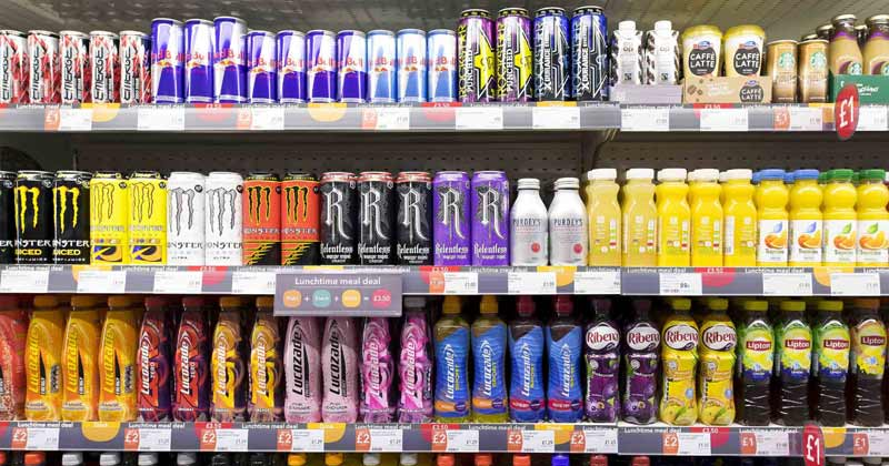 Energy Drinks In Iceland