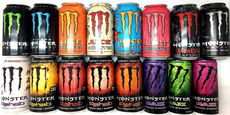 Energy drinks health risks