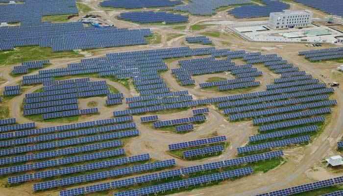 Europe's Solar Plant
