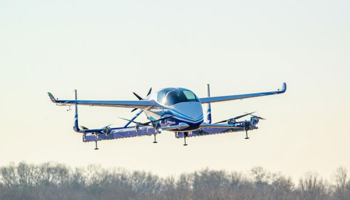 Future Flying Car