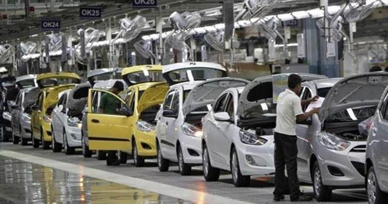 Hyundai hits automobile industry