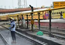 India's cleanest railway station