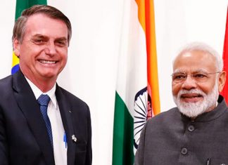 India and Brazil