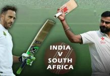 India vs South Africa 2019