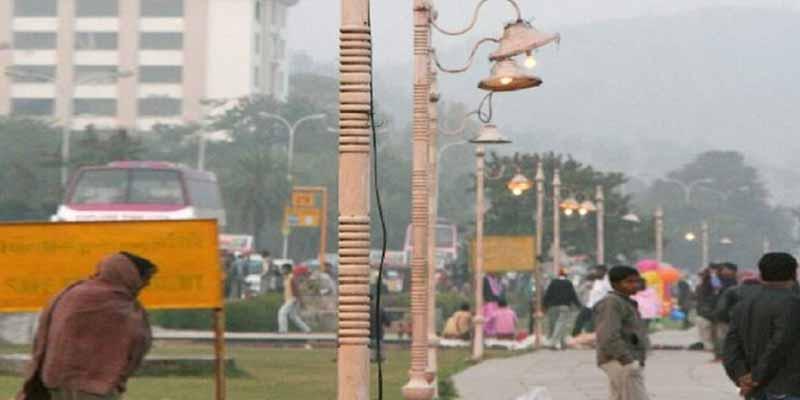 Jaipur Street Lights