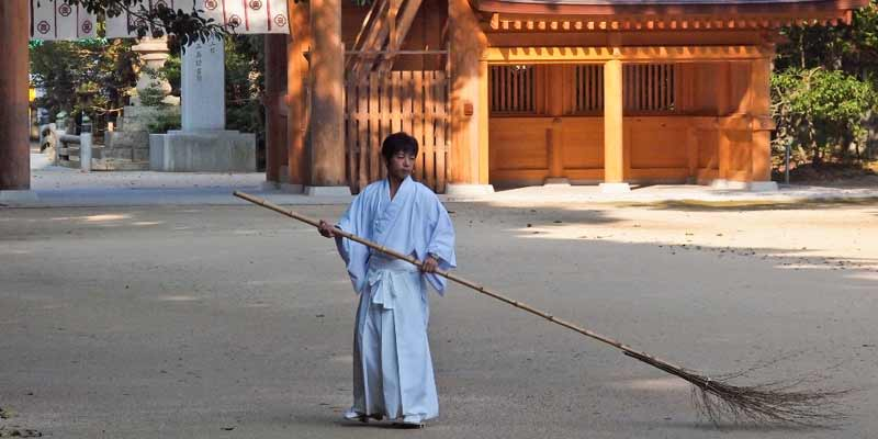 Japan Cleanliness