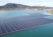 Largest Floating Solar Plant