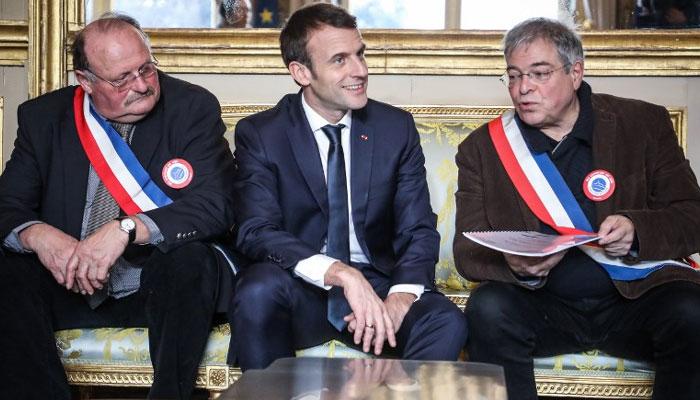 Macron's plan