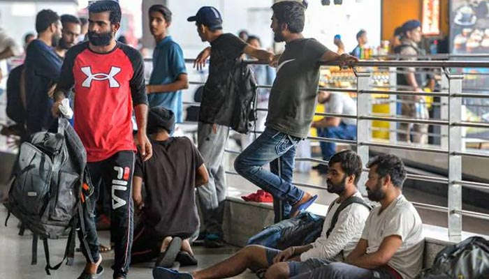 Mexico deports Indian