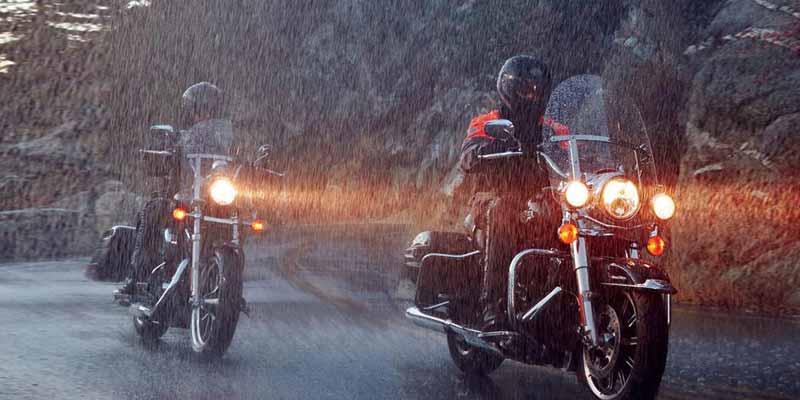 Monsoon Two Wheeler Rides