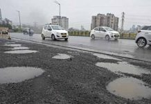 Mumbai Roads Condition
