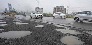 Mumbai Roads Condition