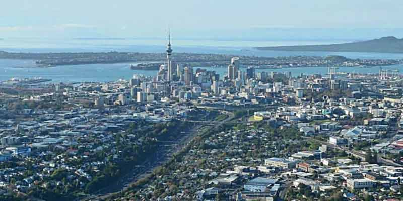 New Zealand Worlds Fifth Richest Country
