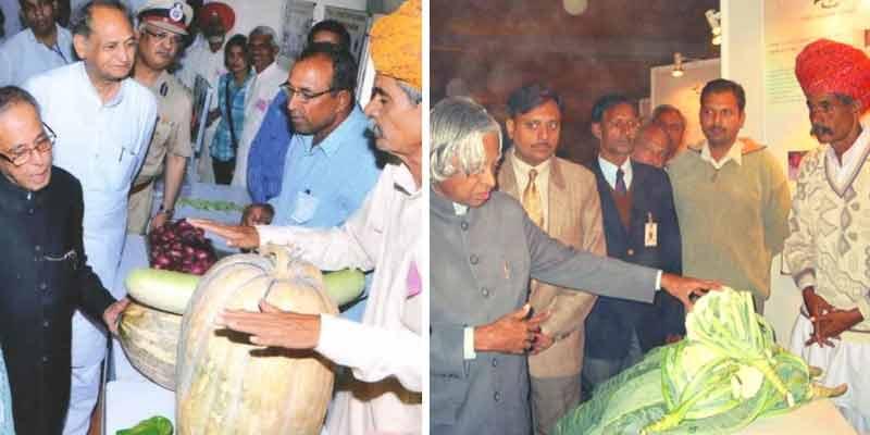 Padma Shri Farmer