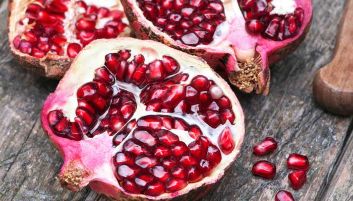 Pomegranate in dengue